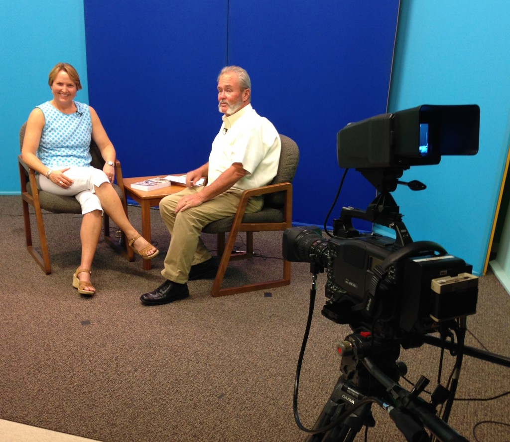 Interview with Joseph Crews for the Brevard Notes news program, Melbourne, Florida. (June 2014)
