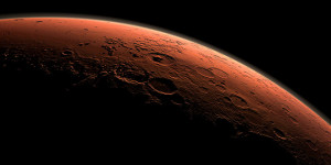 mars surface